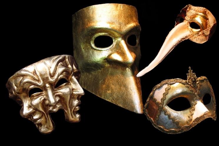 gala masker man